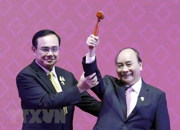 Bai phat bieu cua Thu tuong tai le tiep nhan vai tro Chu tich ASEAN hinh anh 1