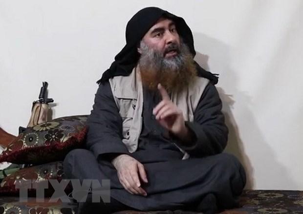 Trung Quoc len tieng ve vu My tieu diet thu linh IS al-Baghdadi hinh anh 1