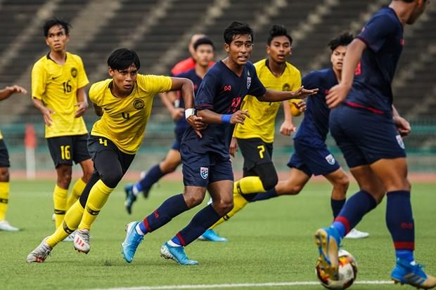 Loai Thai Lan, Malaysia gianh ve du vong chung ket U19 chau A 2020 hinh anh 1