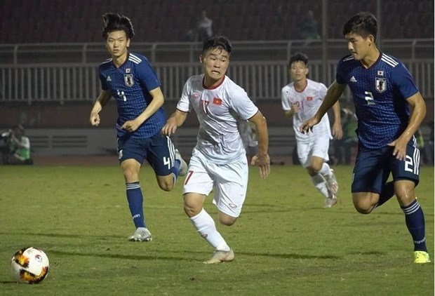 Hoa Nhat Ban, Viet Nam gianh ve du vong chung ket U19 chau A hinh anh 1