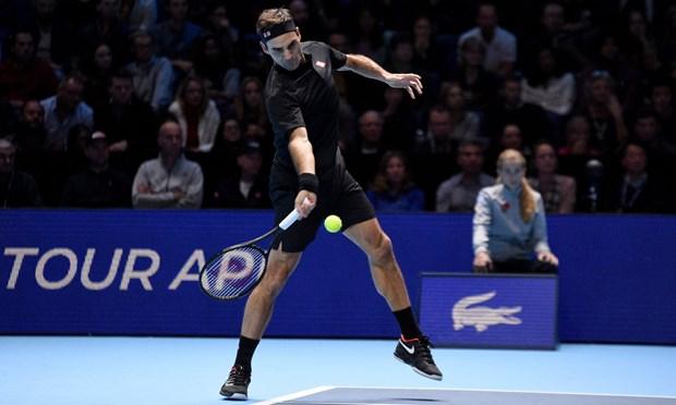 Rafael Nadal 'nem trai dang' ngay tran ra quan ATP Finals 2019 hinh anh 2