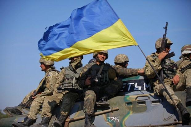Ukraine thong qua ngan sach quoc phong ky luc cho nam 2020 hinh anh 1