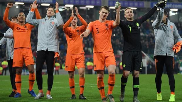 Euro 2020: Duc cung 3 doi tuyen gianh ve tham du vong chung ket hinh anh 1