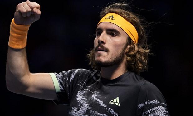 ATP Finals 2019: Roger Federer bat bai, nha vo dich guc nga hinh anh 1