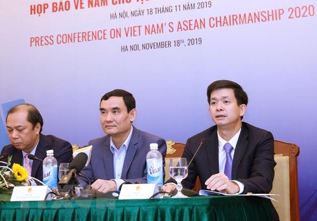 Hop bao quoc te ve Nam Chu tich ASEAN 2020 cua Viet Nam hinh anh 2