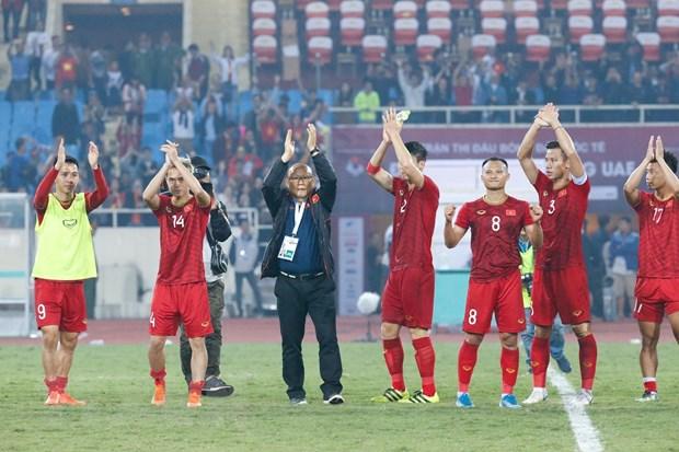 Lich thi dau vong loai World Cup: Viet Nam quyet chien Thai Lan hinh anh 1