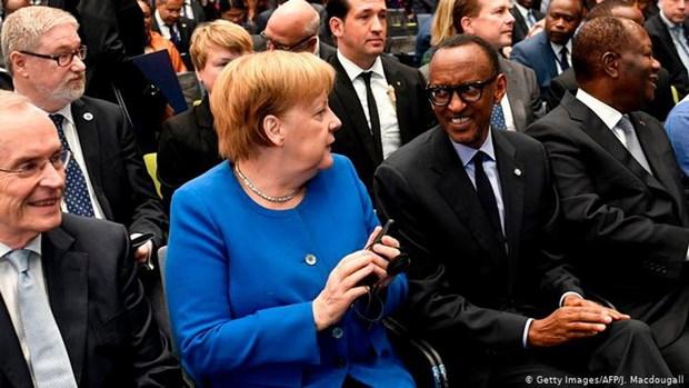 Sang kien CwA cua ba Merkel voi chau Phi: Loi cam ket dang do hinh anh 1