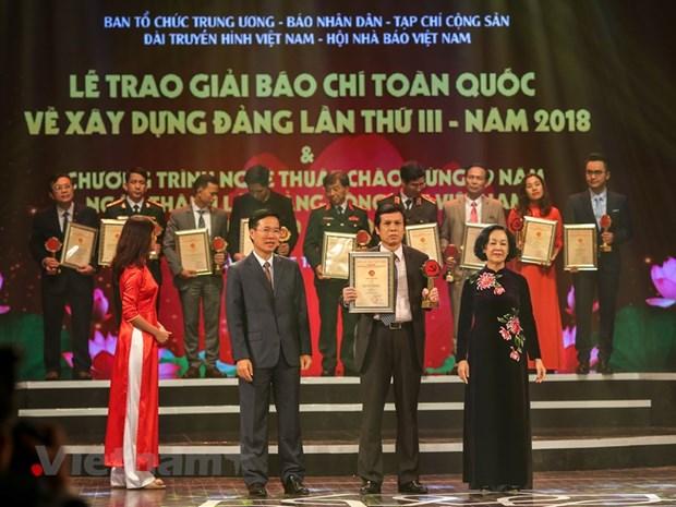 Hon 1.600 tac pham tham du Giai Bua liem vang lan thu IV nam 2019 hinh anh 1