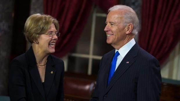 Bau cu My 2020: Ung cu vien Biden va Warren nhan duoc nhieu ung ho hinh anh 1