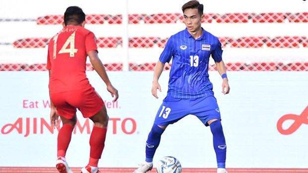 U22 Indonesia 'gieo sau' cho U22 Thai Lan o tran ra quan SEA Games hinh anh 1