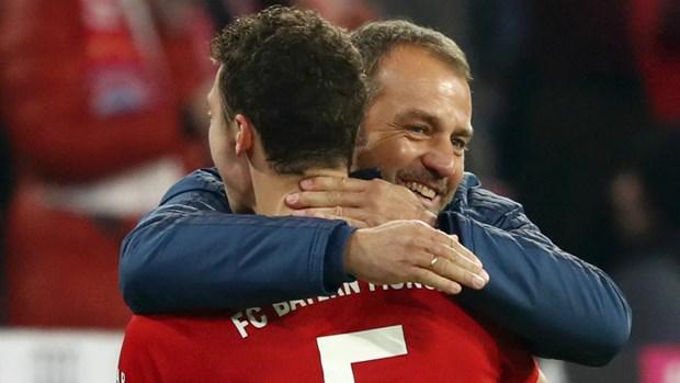 Hansi Flick co xung dang la huan luyen vien truong cua FC Bayern? hinh anh 1