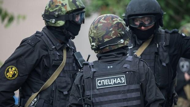 Nga bat giu mot phu nu bi nghi lam gian diep cho Ukraine hinh anh 1