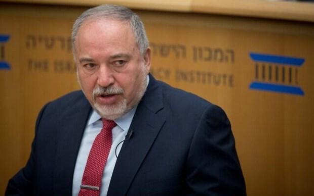 Israel: Dang Yisrael Beytenu ra dieu kien tham gia chinh phu lien minh hinh anh 1