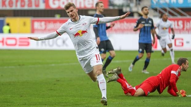 Bundesliga: Bayern thua soc, RB Leipzig tam tro lai ngoi dau hinh anh 1