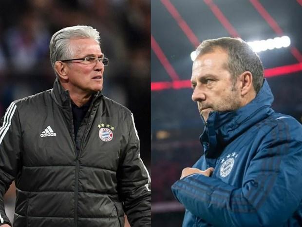 Hansi Flick sap duoc nhan 'qua' tu ban lanh dao Bayern Munich hinh anh 2