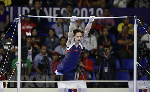 SEA Games 30: Dinh Phuong Thanh voi chien thang vuot len chinh minh hinh anh 1