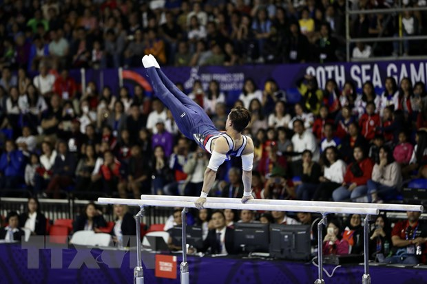 SEA Games 30: Dinh Phuong Thanh voi chien thang vuot len chinh minh hinh anh 2