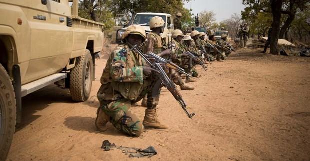 Tan cong doanh trai quan doi tai Niger, 71 binh sy thiet mang hinh anh 1