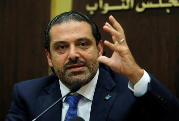 Thu tuong Liban keu goi WB va IMF ho tro giai cuu nen kinh te hinh anh 1