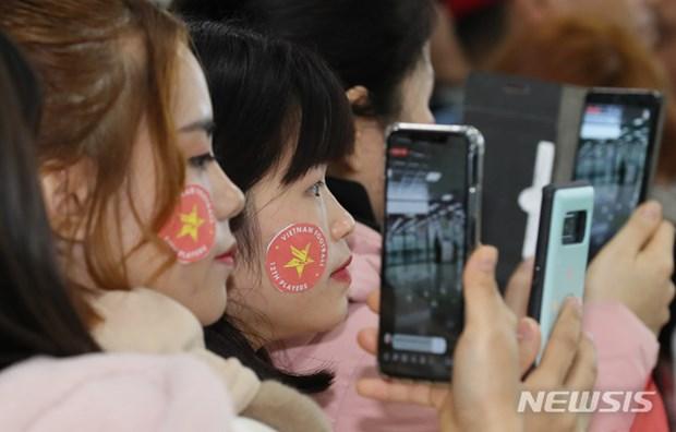 Nguoi ham mo vay kin thay Park khi U23 Viet Nam dat chan den Han Quoc hinh anh 3