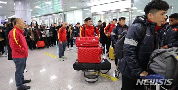 Nguoi ham mo vay kin thay Park khi U23 Viet Nam dat chan den Han Quoc hinh anh 7