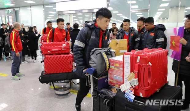 Nguoi ham mo vay kin thay Park khi U23 Viet Nam dat chan den Han Quoc hinh anh 8