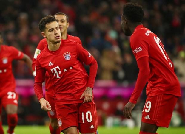 Bayern huy diet Bremen 6-1: Dem 'tuyet voi' cua Philippe Coutinho hinh anh 1