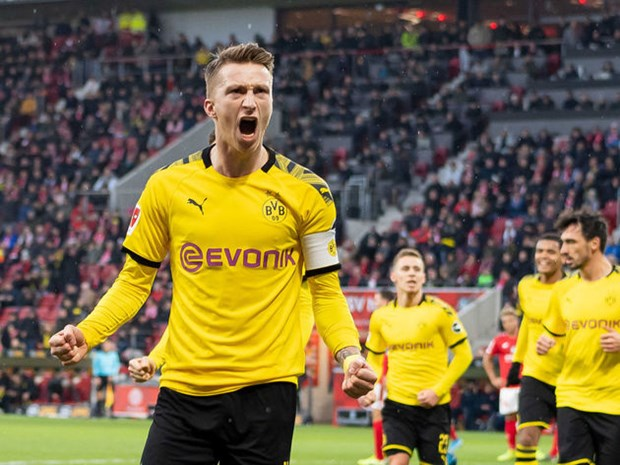 Bayern va Dortmund thang huy diet, RB Leipzig tam tro lai ngoi dau hinh anh 2