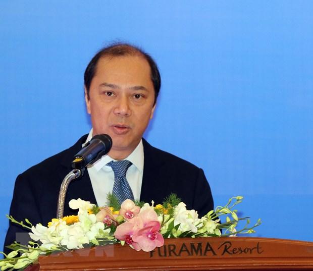 Viet Nam voi vai tro Chu tich ASEAN: Gan ket va chu dong thich ung hinh anh 1