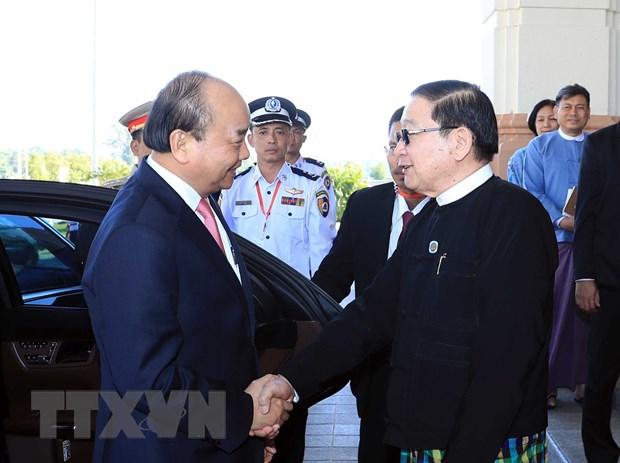 Myanmar mong muon Viet Nam chia se kinh nghiem phat trien kinh te hinh anh 1
