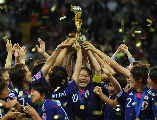 Olympic 2020: Nha vo dich World Cup nu 2011 mo dau le ruoc duoc hinh anh 1