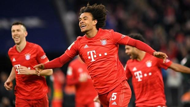 Sao mai toa sang, Bayern ket thuc nam 2019 bang tran thang Wolfsburg hinh anh 1