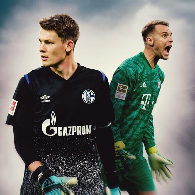 Nubel sap cap ben Bayern, canh tranh vi tri so 1 voi Neuer? hinh anh 2