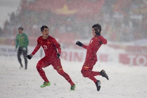 Sieu pham cua Quang Hai tro thanh bieu tuong U23 chau A hinh anh 1