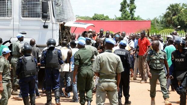 CH Trung Phi: Dung do o Bangui khien it nhat 30 nguoi thiet mang hinh anh 1