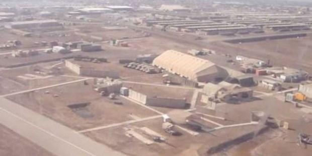 Iraq: Rocket ban lien tiep vao can cu quan su al-Taji cua My hinh anh 1