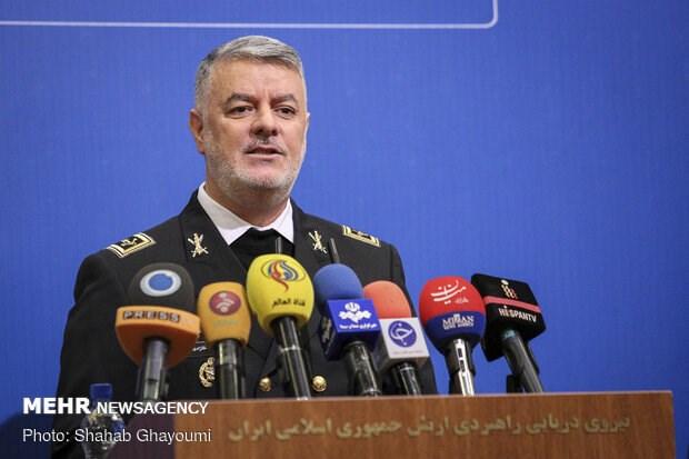 Iran: Tap tran hai quan Iran-Nga-Trung Quoc la thong diep gui toi My hinh anh 1
