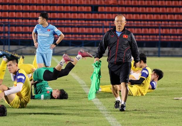 HLV Park Hang-seo chot danh sach U23 Viet Nam du VCK U23 chau A hinh anh 1