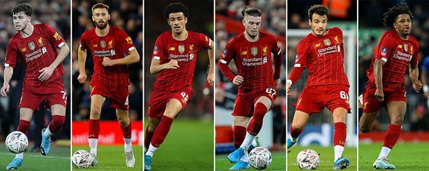FA Cup: Liverpool thang tien, thay tro HLV Mourinho gay that vong hinh anh 2