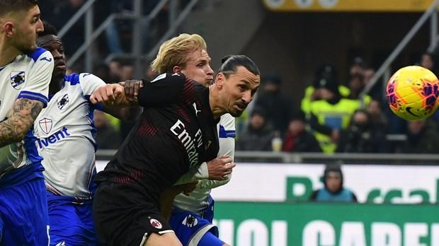 Ronaldo giup Juventus thang tung bung, Milan van 'bat luc' du co Ibra hinh anh 2
