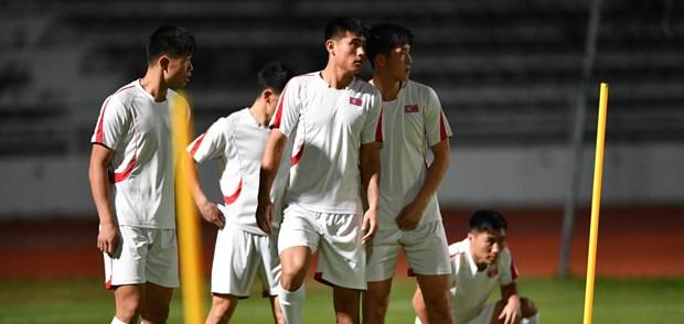 Nhung doi thu o bang D cua U23 Viet Nam dang gom nhu the nao? hinh anh 3