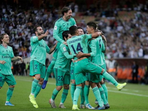 Ha Barcelona, Atletico doi dau Real o tran tranh Sieu cup hinh anh 2