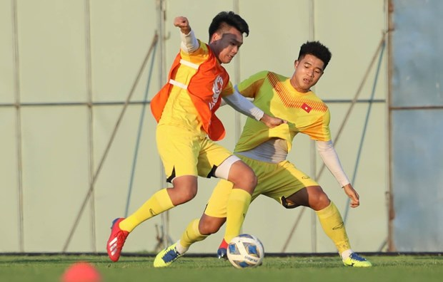Xem truc tiep tran U23 Viet Nam-U23 UAE tai VCK U23 chau A 2020 hinh anh 1
