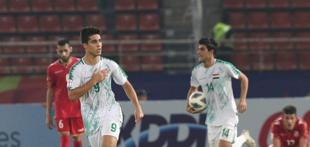 VCK U23 chau A 2020: Bahrain va Iraq chia diem day kich tinh hinh anh 1