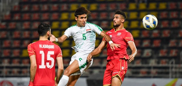 VCK U23 chau A 2020: Bahrain va Iraq chia diem day kich tinh hinh anh 3