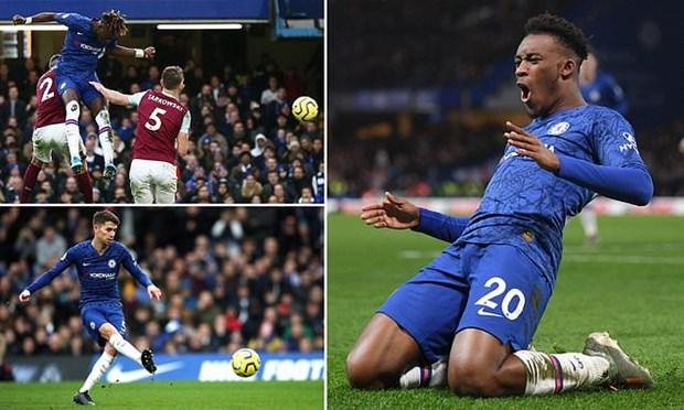 M.U va Chelsea dua nhau thang dam, Liverpool van bat bai hinh anh 1