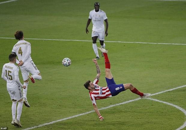 Real Madrid gianh Sieu cup sau loat sut luan luu may rui hinh anh 1