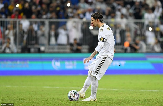 Real Madrid gianh Sieu cup sau loat sut luan luu may rui hinh anh 3