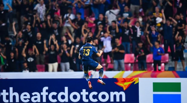 U23 Thai Lan vao tu ket sau tran cau kich tinh truoc U23 Iraq hinh anh 2