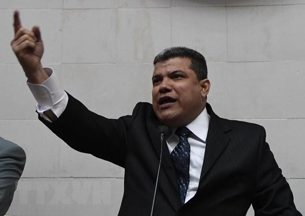 Venezuela len an lenh trung phat cua My doi voi tan Chu tich Quoc hoi hinh anh 1
